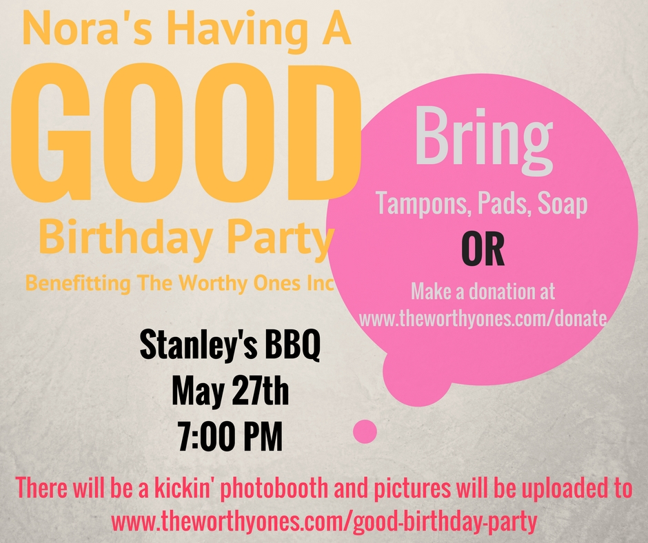 Nora's GOOD Birthday Party
