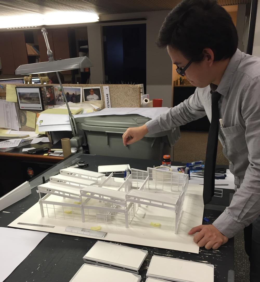 Columbus 3D Modeling