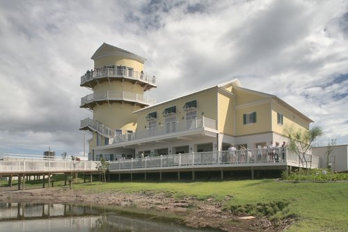 SOUTH PADRE ISLAND WORLD BIRDING CENTER