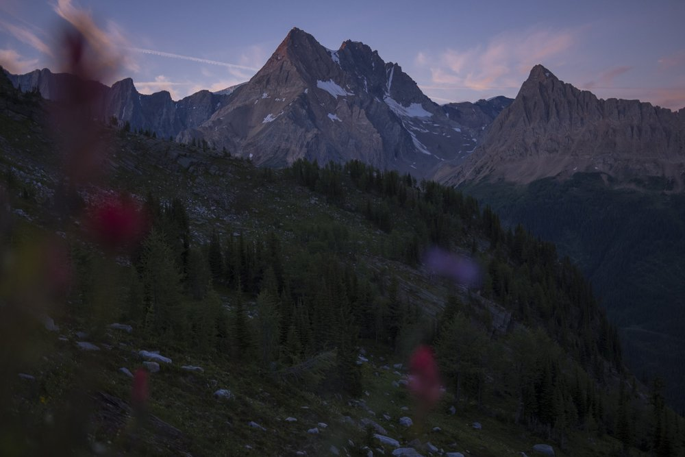 If you haven't seen Patagonia's  Jumbo Wild , stop reading this and do it now. (Jumbo Pass, East Kootnays, BC.)