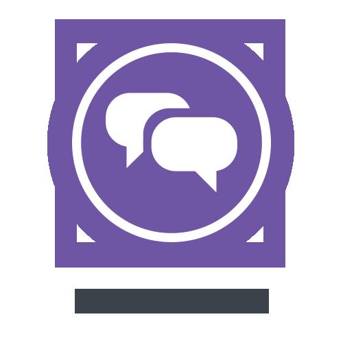 Square Den Social Media