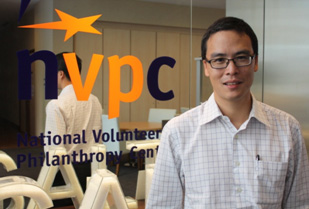 Laurence Lien - Nominated Member of Parliament, Ex-Chief Executive of the National Volunteer & Philanthropy Centre and Chairman of the Lien Foundation.