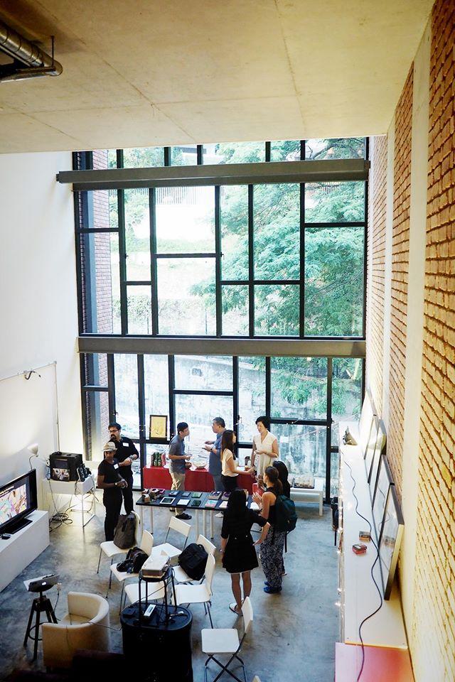 Our office (Photo Credit via  Tusitala! )