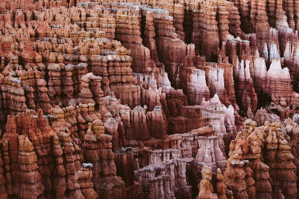 Hoodoos  Bryce Canyon, UT