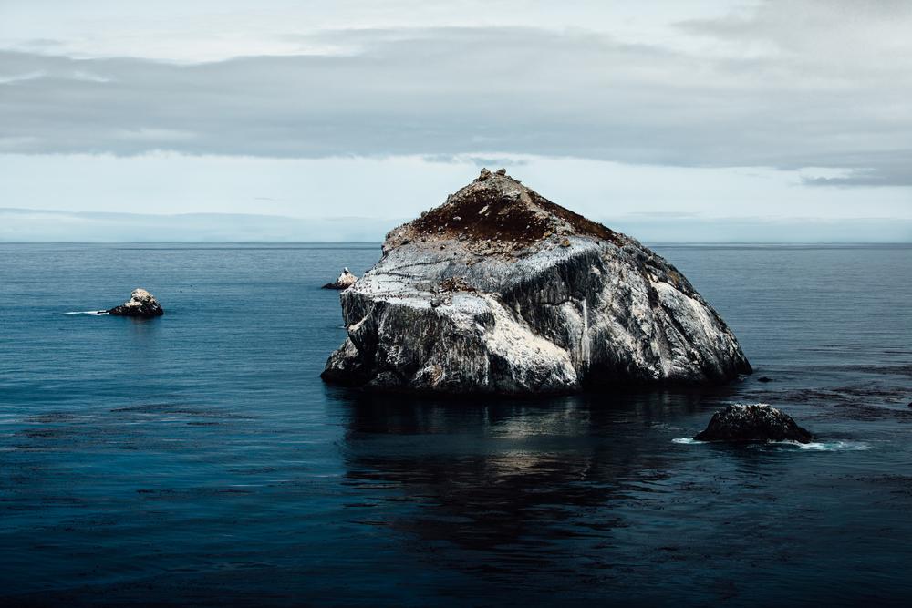 Pelican Island  Big Sur Coastline, CA