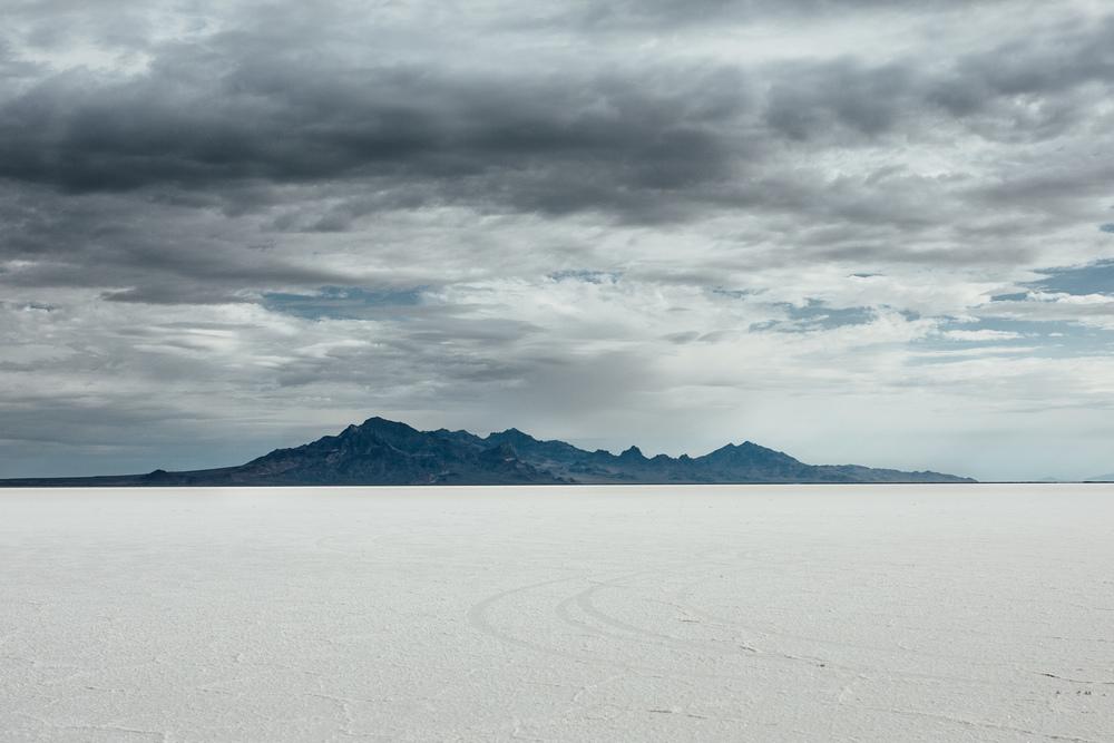 Bonneville Salt Flats  Wendover, UT