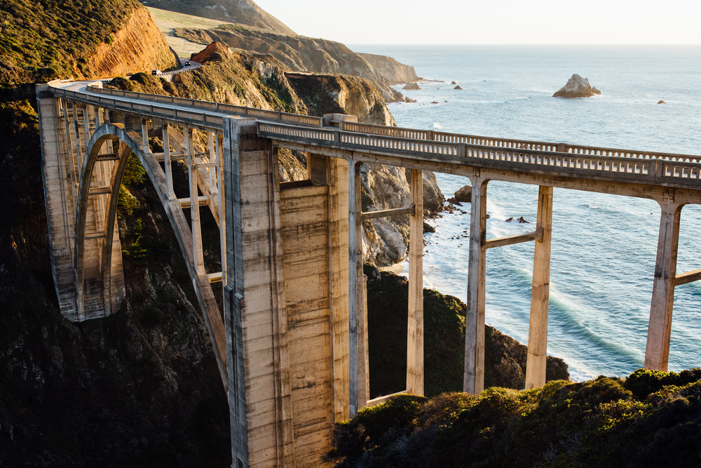 Bixby Bridge  Big Sur, CA
