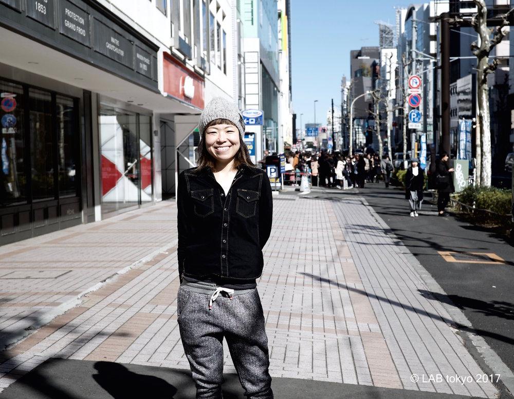 Fashion Designer Tomoko Otsu