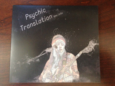 Psychic Translation EP (Compact Disc)
