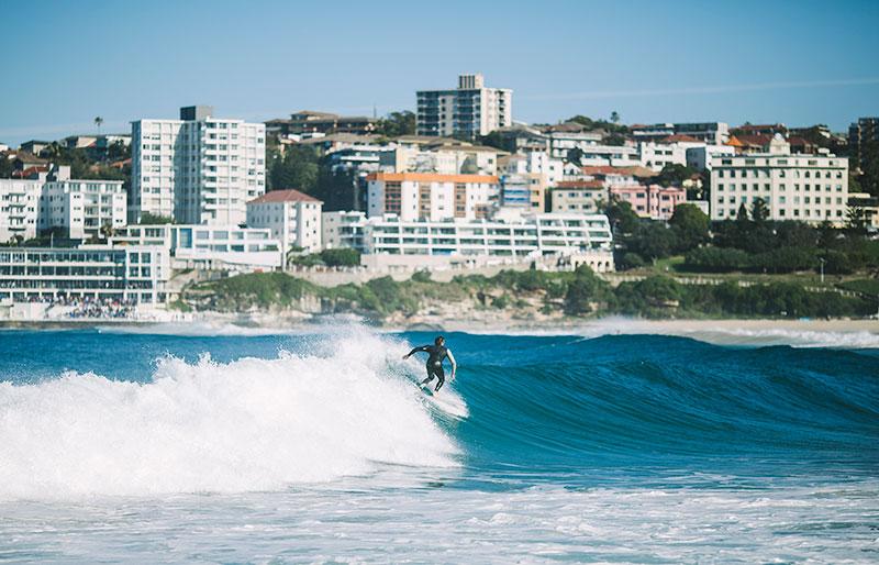 Surfer Bondi