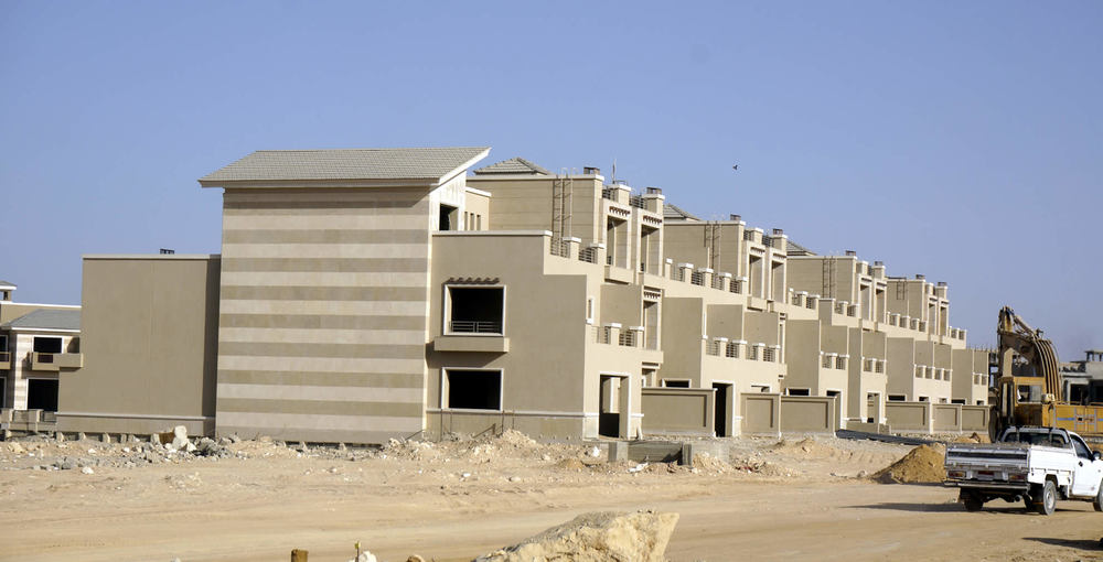 NEWGIZA NEIGHBOURHOOD - DISTRICT ONE PARK VILLAS