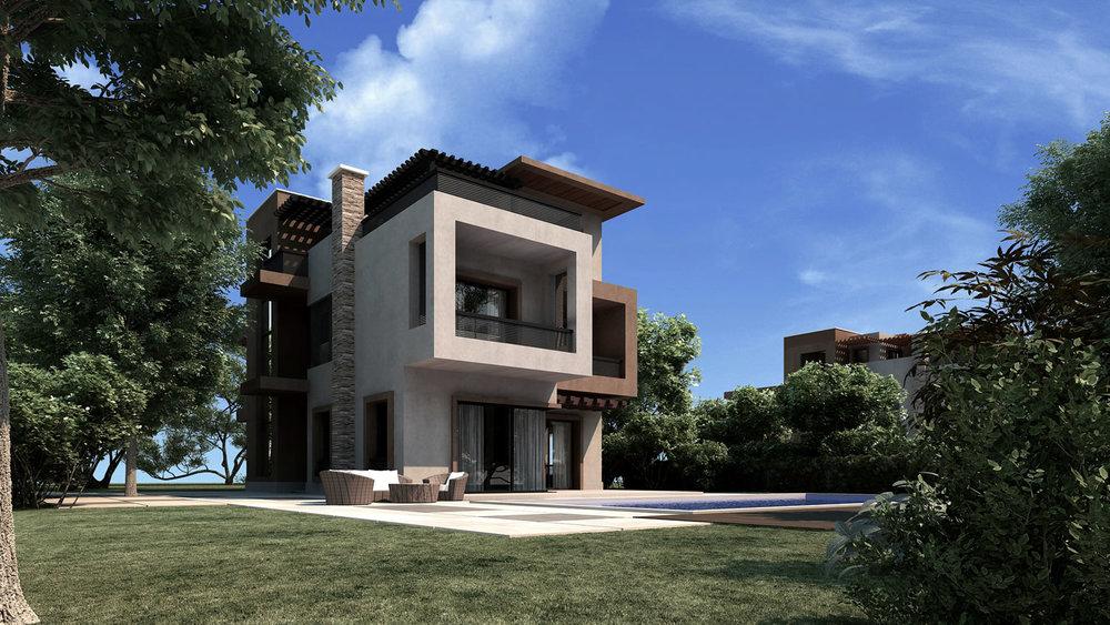 Park Villa A