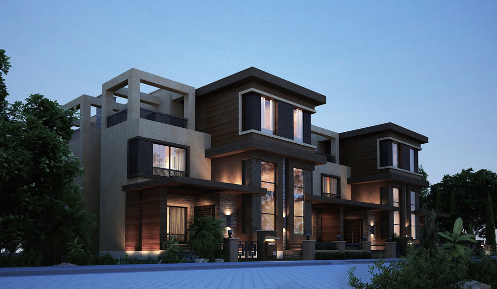 Townhome 01