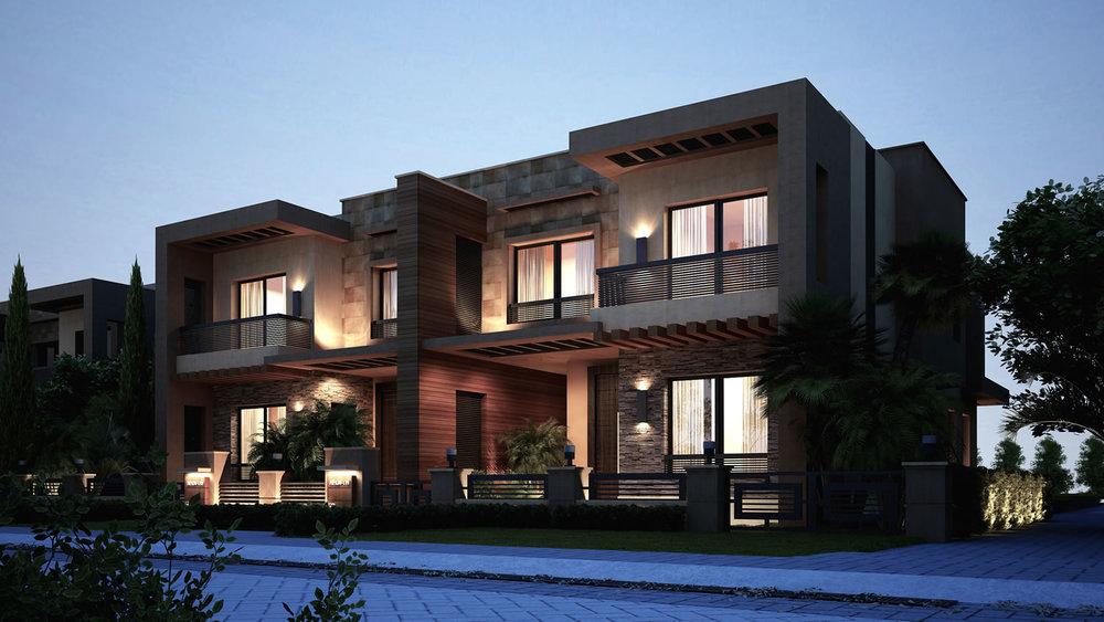 Twin Villa