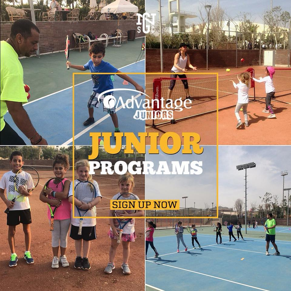 Junior Tennis - Advantage Programs are back at NGSC .. sign up now as limited places