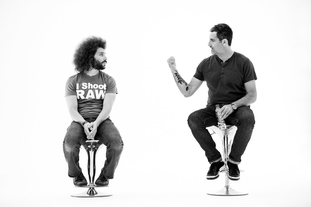 Jared Polin & Adam Lerner
