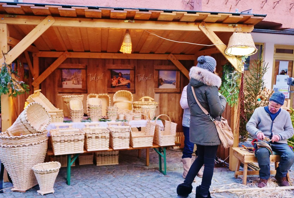 Rattenberg Christmas Market