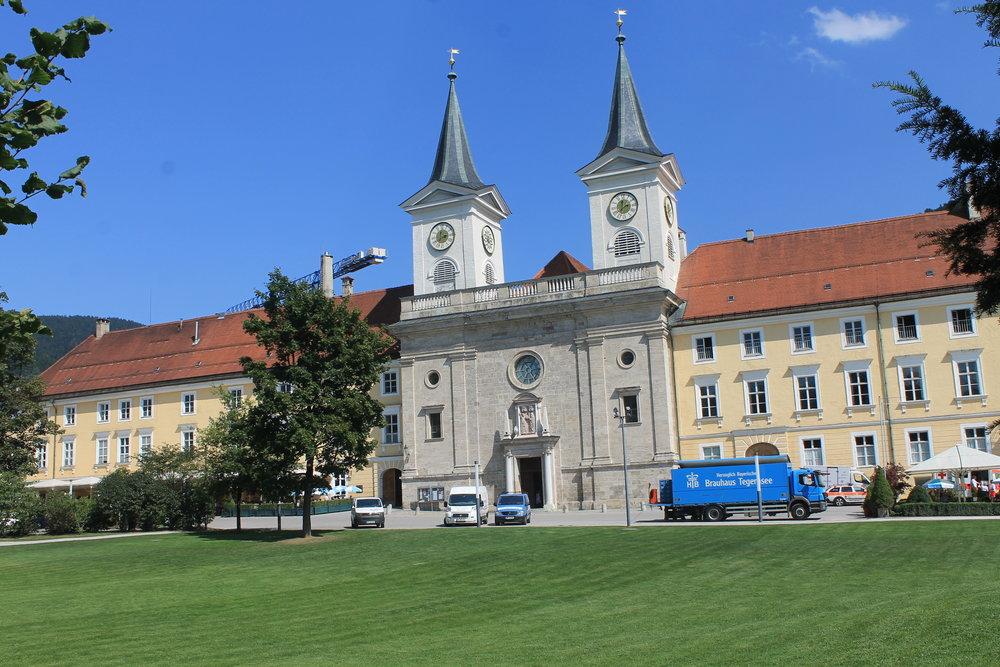 Tegernsee Monastery