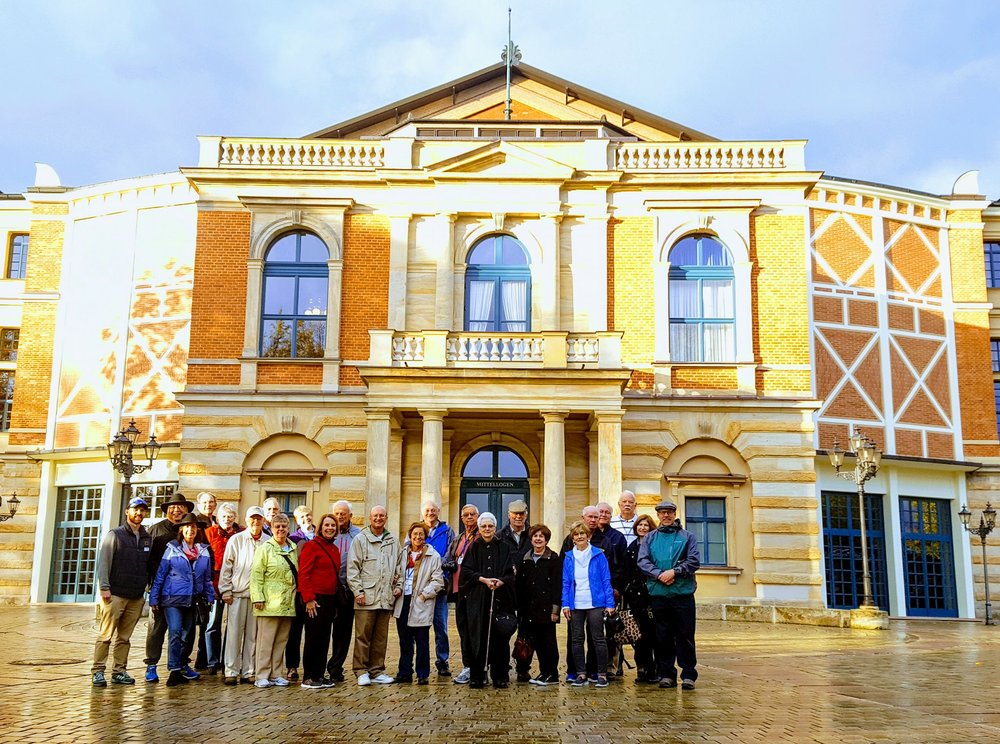 Richard Wagner's Festspielhaus