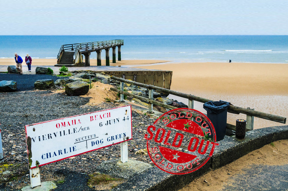 We look forward to announcing an additional D-Day Tour for 2019 in the near future. Ensure your spot today by joining our D-Day Tour waitlist by emailing info@bavariaandbeyond.com.