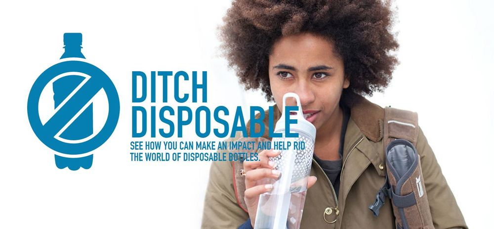 Camelbak, Ditch Disposable, Water, Bottle, The Wayward Post