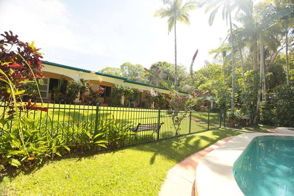 Villa Marine Hotel Cairns Australia