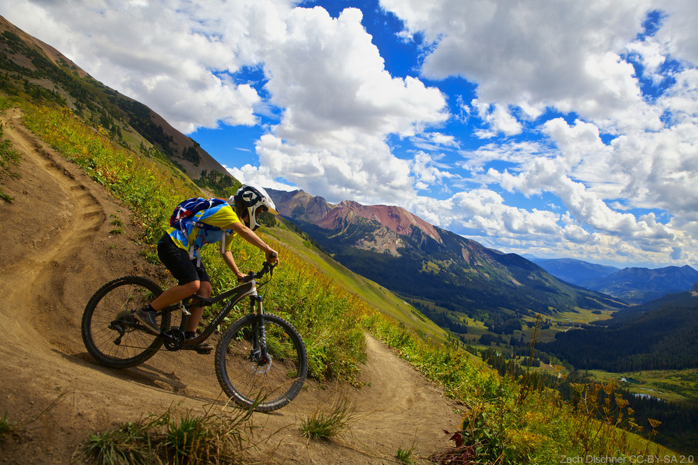 Crested Butte Colorado - 5 Mountain Biking Trails with Stunning Scenery in the USA - The Wayward Post