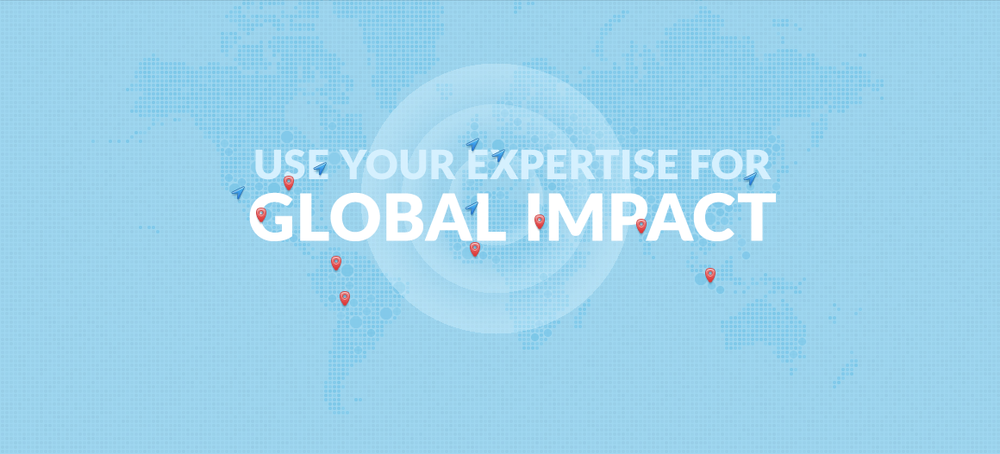 Use Your Expertise for Global Impact - Moving Worlds.
