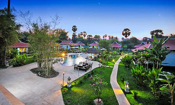 Sojourn Villas, Cambodia