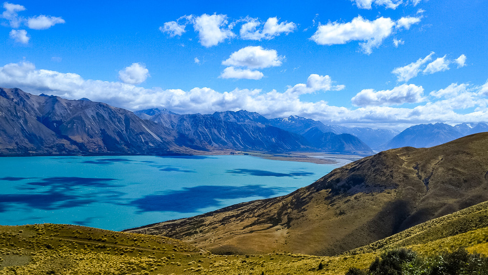 Greta Trail, Lake Ohau. Photo by Julia Reynolds