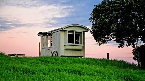 Canopy Camping Shepherd's Hut