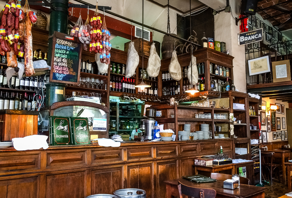 La Poesía, San Telmo. Photo by Johanna Read TravelEater.net