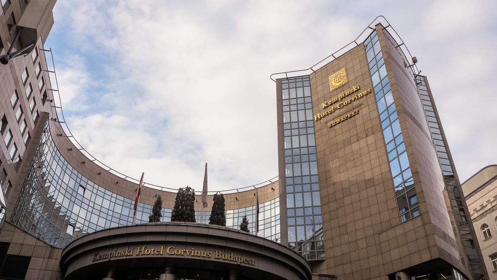 Kempinkski Hotel Corvinus - Wayward Weekend Budapest