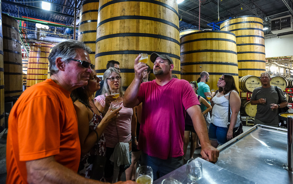New Belgium Brewing- credit Richard Haro - A Wayward Weekend in Fort Collins - 7