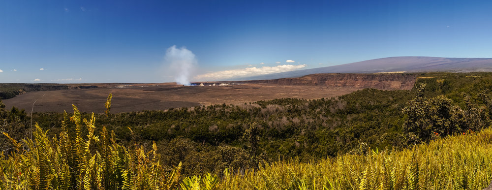Volcanoes National Park, Hawai'i - Photo: Zygmunt Spray
