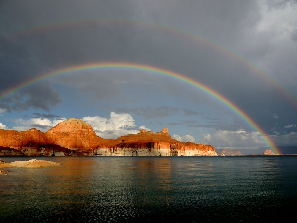 Glen Canyon National Recreation Area - Lake Powell - Padre Bay - Photo Credit: NPS-Photo Ross Kantra