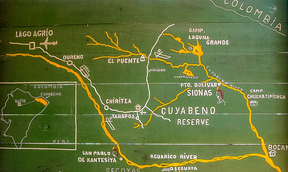 Map of Cuyabeno Reserve - Photo by Jannan Poppen.jpg