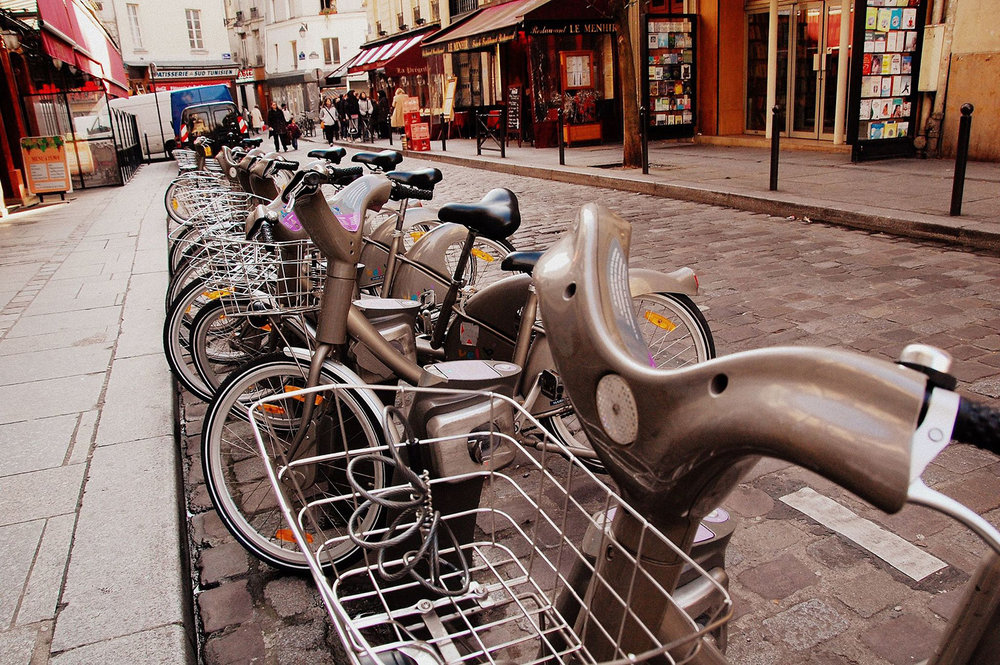 Velib Bicycle Share Program
