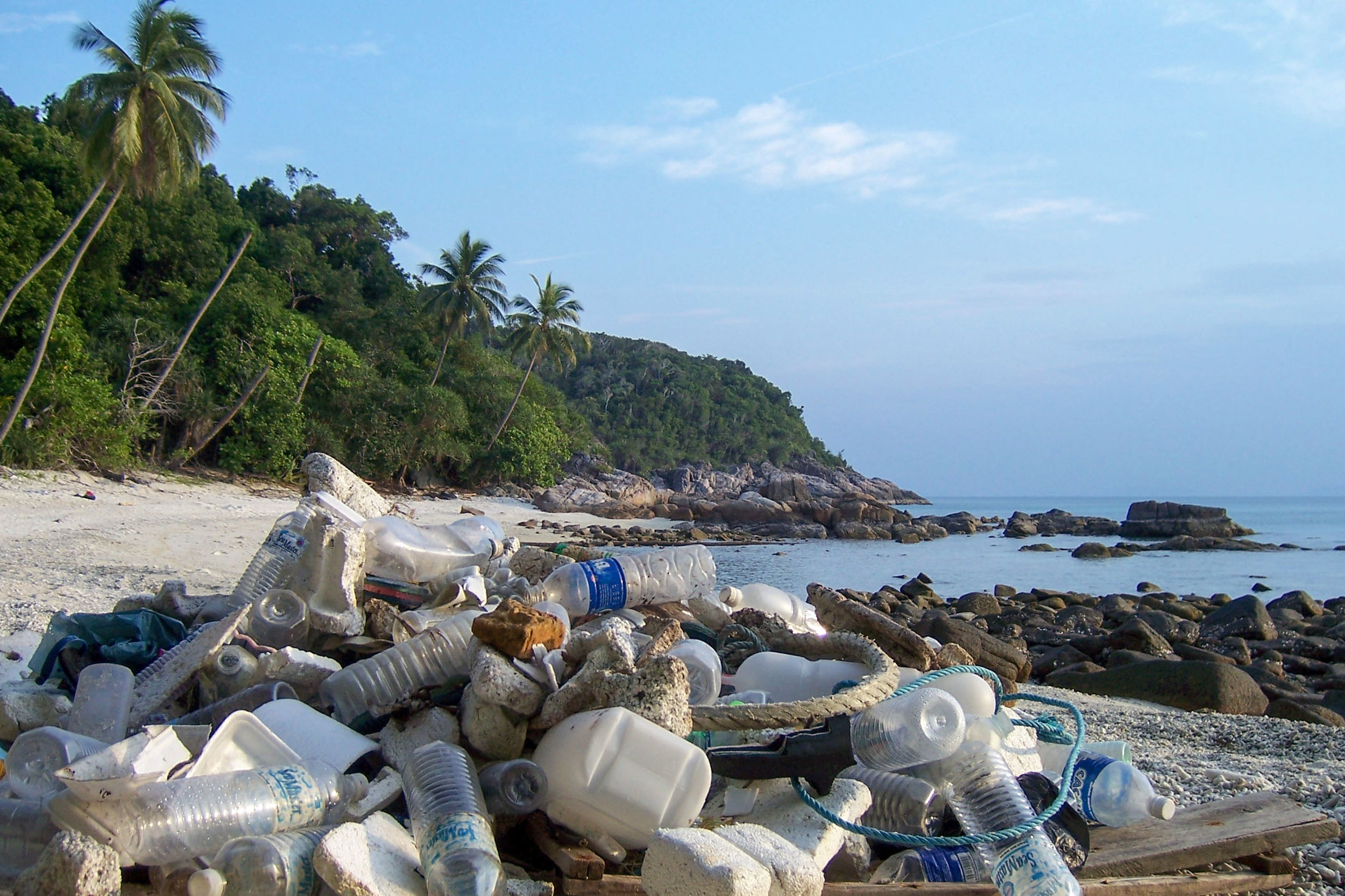 Bali and Gili Islands: Paradise Tainted by Trash