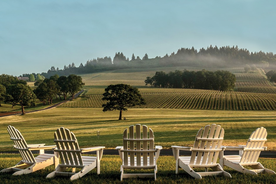 Stoller Family Estate Vineyards