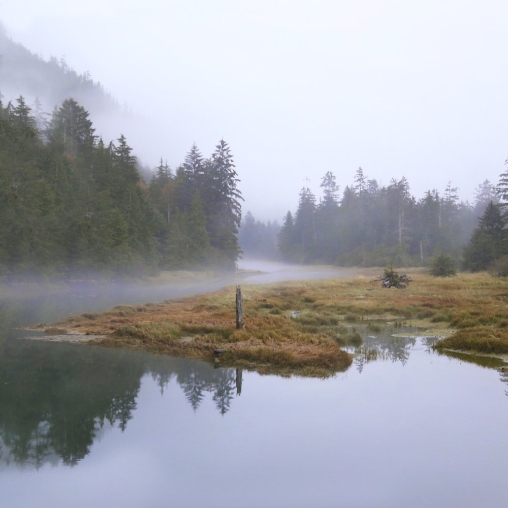 The Bedwell Estuary - Source Clayoquot Wilderness Resort