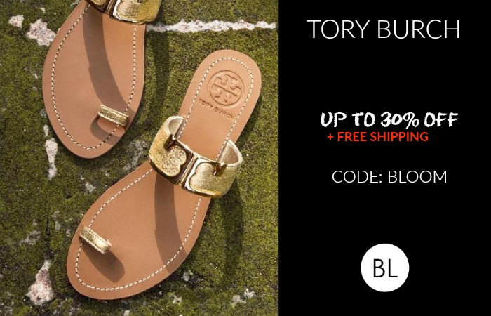 Tory Burch Sale: Up to 30% OFF   Shop Our Picks