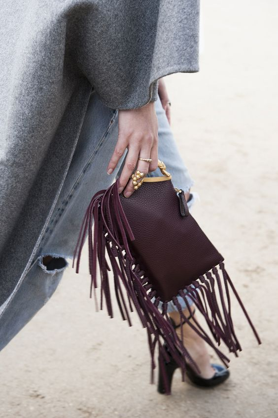 12 WAYS TO WORK FRINGE
