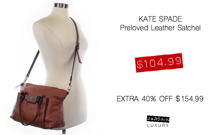 Kate Spade PL Leather Satchel Extra 40% OFF.jpg