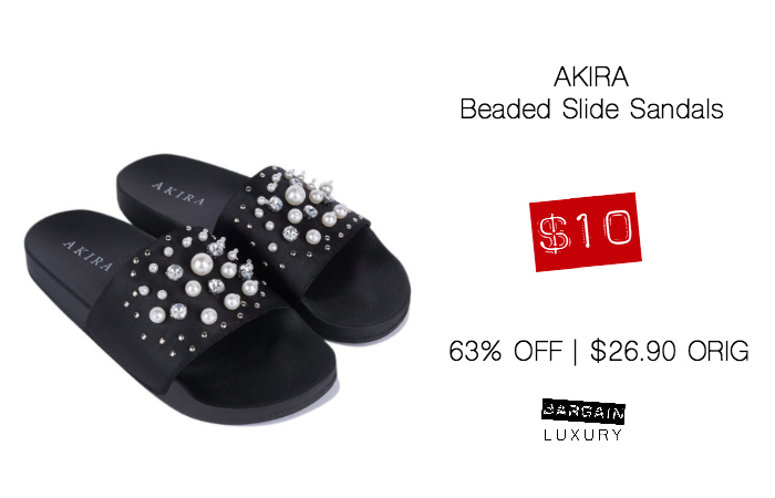 Akira Beaded Slide Sandal $10 63OFF.jpg
