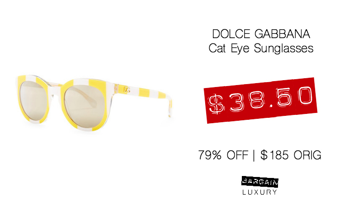 DOLCE GABBANA cat eye sunglasses $38.50 79 OFF.jpg