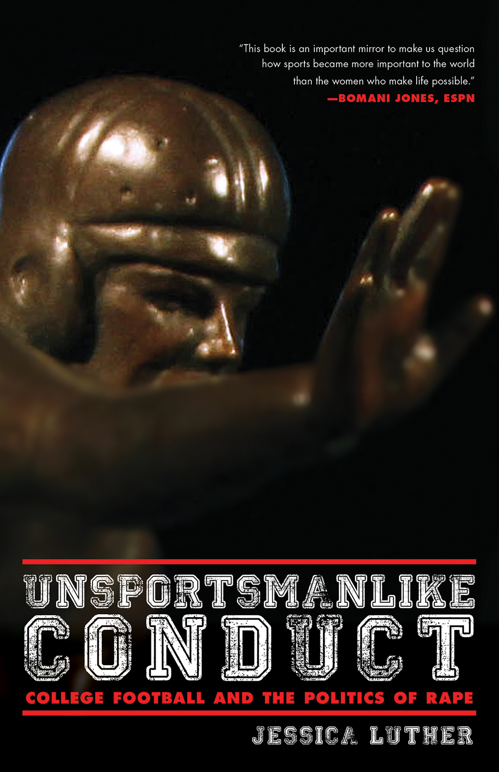 Unsportsmanlike Conduct by Jessica W Luther