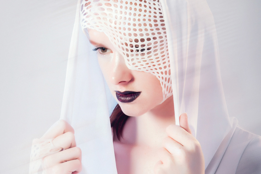 CITIZENS OF ARCANE Designs/Styling/Beauty: Chanelle Gibbs // Model: Courtney Anne