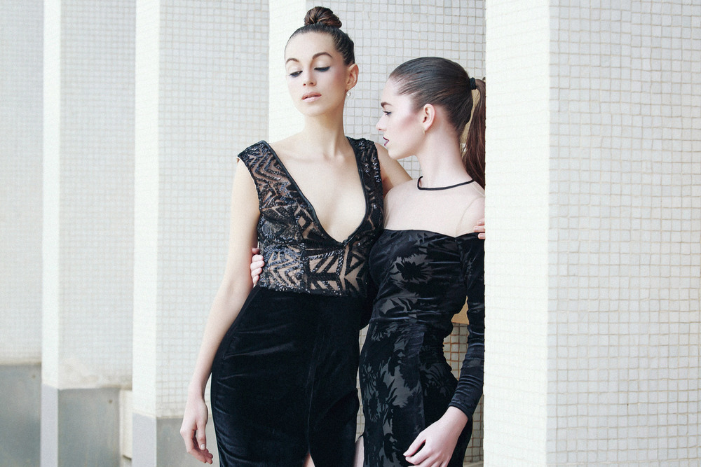 ZILLA Creative Director/Stylist: Zilla Stacey // Models: Jess Suttner & Ashlee McLernon // MU: Laura Thomas