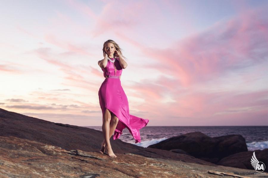 Ryan Ammon Photography Perth - Home Image featuring Polina Sasha wearing Jonte